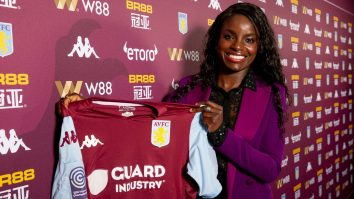 Aston Villa's First-ever Women's Sporting Director, Eniola Aluko