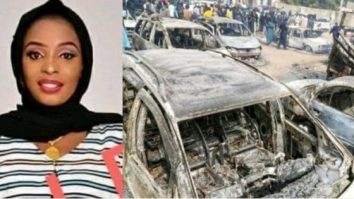 UNIMAID Female Student Among Passengers Burnt To Death By Boko Haram In Borno State, Fatima Burnt to death