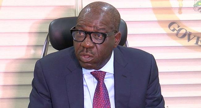 Governor Obaseki coronavirus