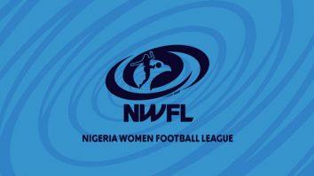 New NWFL logo. Nigeria Women Football League