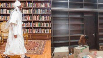 Sanusi Library