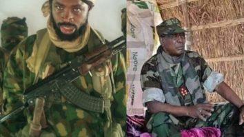 Abubakar Shekau threatens Chad's President Iddris Deby