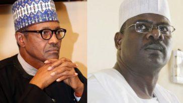 Buhari and Ali Ndume