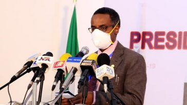 COVID-19 Corpses Are Not Infectious - Dr Sani Aliyu Says