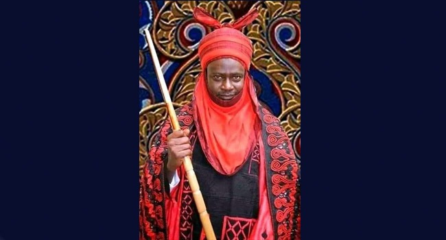 New Emir of Rano, Alhaji Muhammad Kabir Inuwa