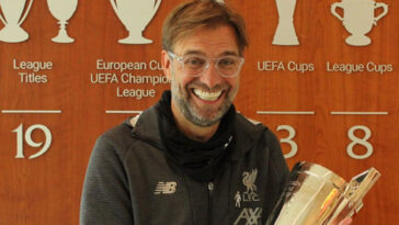 LMA Manager Of The Year Award 2020