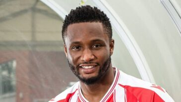 Mikel Obi Joins Stoke City