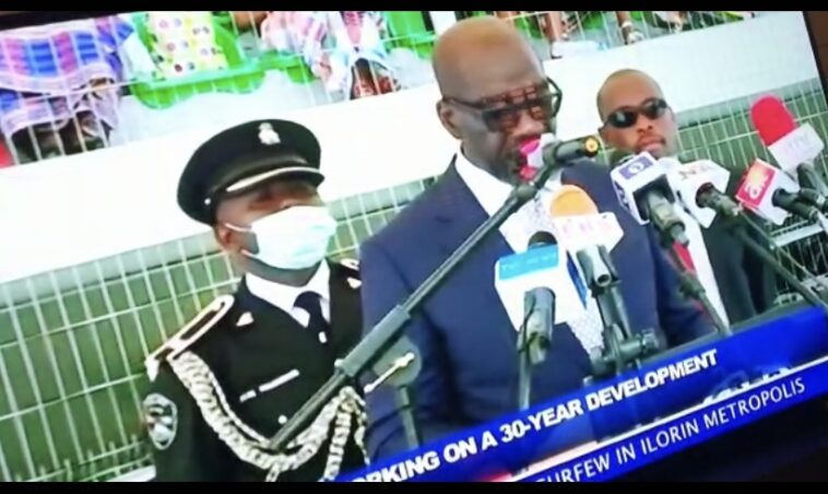Governor Obaseki's ADC Collapsed