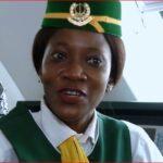 Abiola Fatima, Meet Abiola Fatima, First Female Train Driver In Nigeria