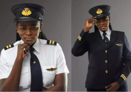 Ogunmola Sowemimo Becomes First Nigerian Female Pilot To Fly For Qatar Airways