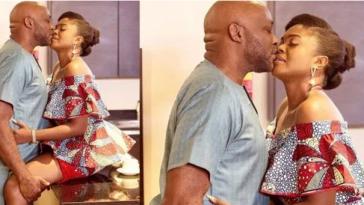 Omoni Oboli kissing rmd
