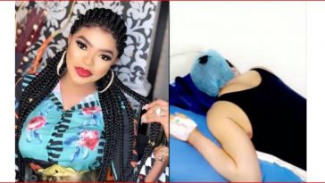 """Bobrisky gives update on his """"butt surgery"""""""