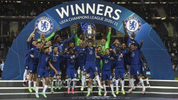 Chelsea wins Champions League Title