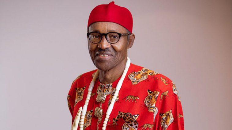 Buhari Igbo Attire